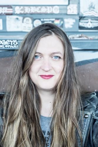 Porträt der Fotografin und Künstlerin Sabrina Adeline Nagel | Foto: Antje Frohmüller