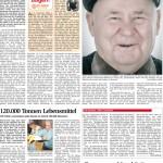 Bremervörder Zeitung, 5. November 2007