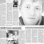 Bremervörder Zeitung, 11. November 2007