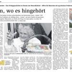 Bremervörder Zeitung, 19. Dezember 2009