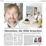 Bremervörder Zeitung, 24./25. Dezember 2010