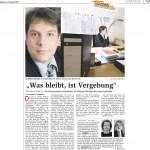 Bremervörder Zeitung, 13. Dezember 2010