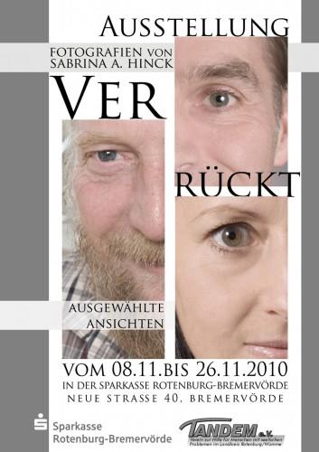 Plakat Ver-rueckt (2010)